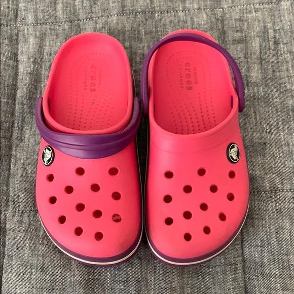 CROCS Shoes   Girls Size 12   Poshmark